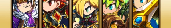 Brave Frontier sur Android
