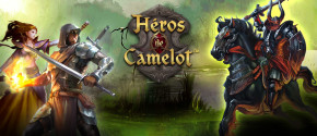 jouer à Heroes of Camelot sous Android