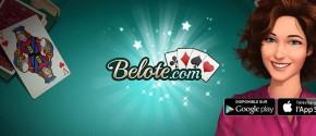 Jouer à belote.com