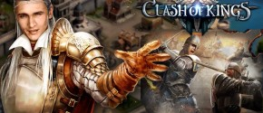 jouer à Clash of Kings sous Android