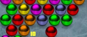 jouer à Magnetic balls puzzle game sous Android