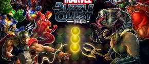 jouer à Marvel Puzzle Quest sous Android