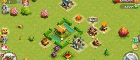 jouer à Hero Sky: Guerres de Clan sous Android
