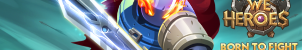 We Heroes sur Android