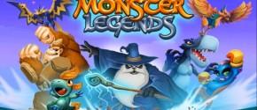 jouer à Monster Legends sous Android